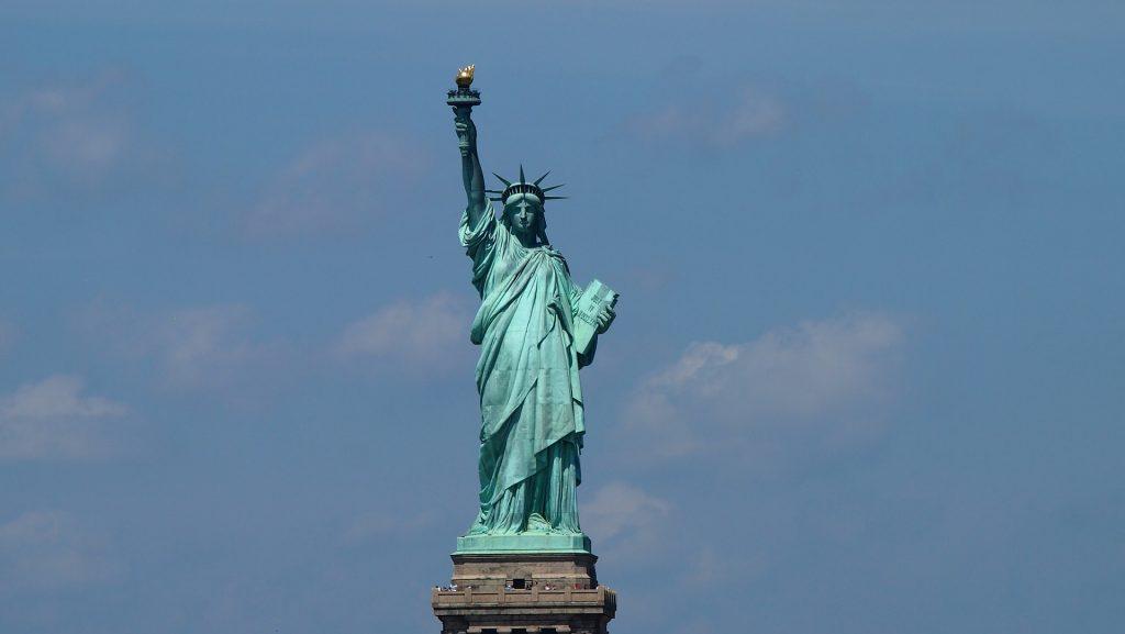 produzione energia elettrica - statua della libertà