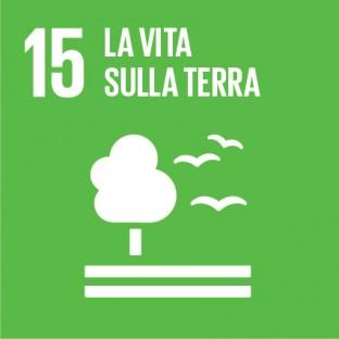 obiettivi sviluppo sostenibile sdg 2030 - 15