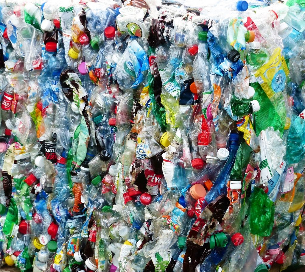 verità riciclata plastica - rifiuti plastici