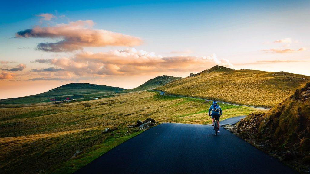 La bicicletta per riscoprire la bellezza del viaggio
