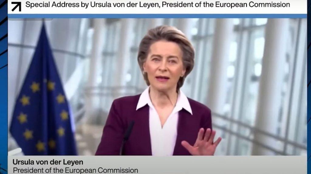 """Davos 2021: """"Sul clima dobbiamo agire ora"""""""