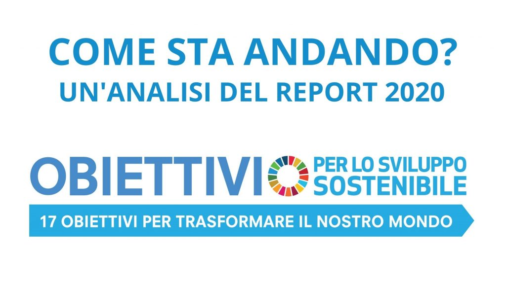 SDG: dove siamo arrivati?