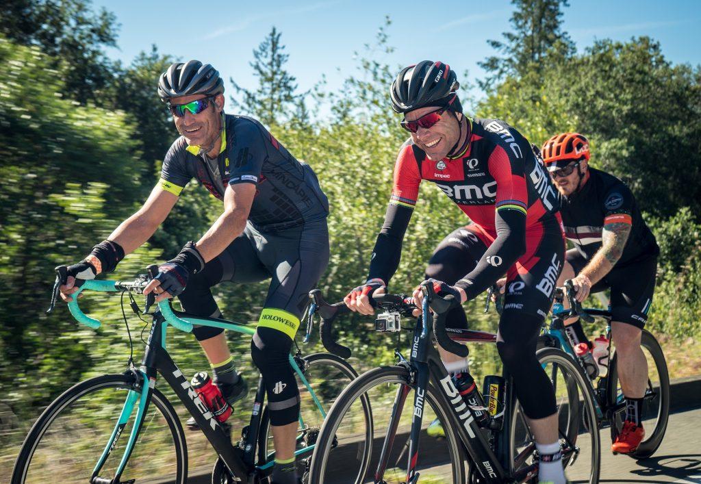 bicicletta riscoprire bellezza viaggio ciclisti